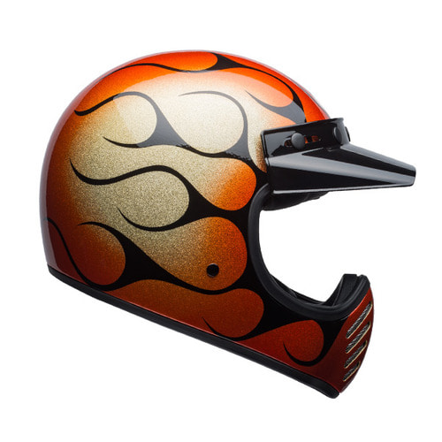 MOTO-3 SE CHEMICAL CANDY FLAMES ORANGE/BLACK