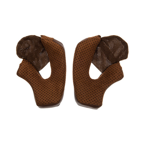 BULLITT CHEEK PADS BROWN