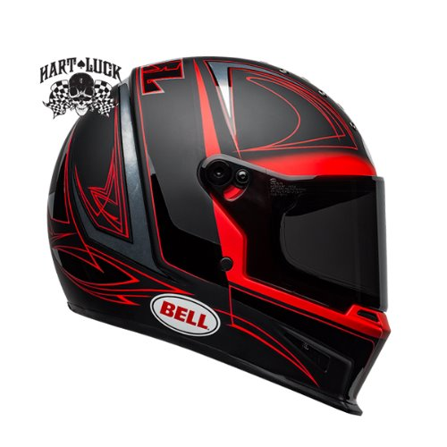 ELIMINATOR HART-LUCK BLACK/RED